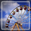 Image of a ferris wheel with blog post title Fear is a Teacher