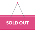 Event sold out sign