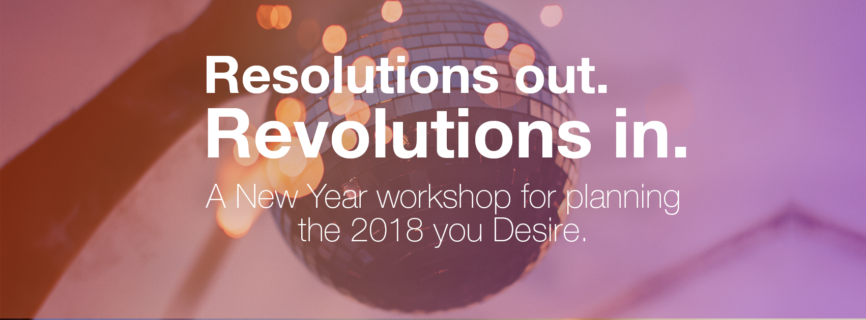 A New Year with The Desire Map + Vision Board