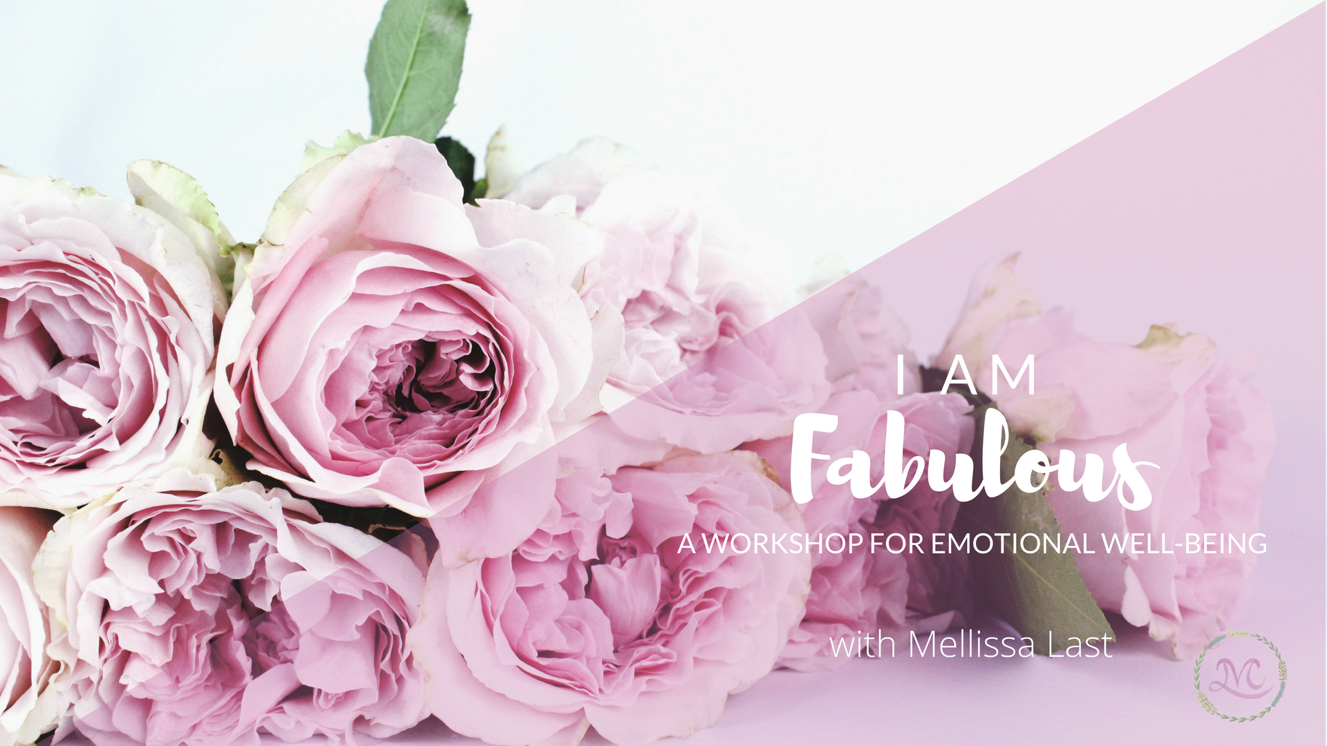 I am Fabulous workshop event information